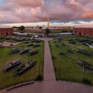 Артиллерийский музей в Северной столице
