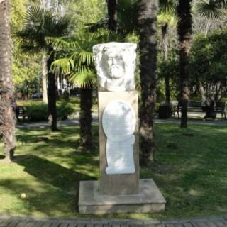 Памятник А.С.Ермолову в Сочи