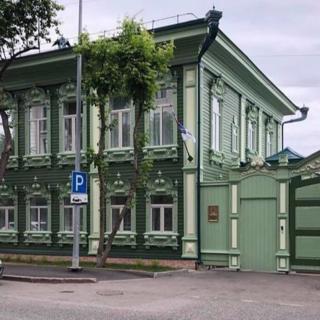Дом Колмакова - архитектурное украшение Тюмени