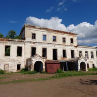 Усадьба Топорнина - самое крепкое дореволюционное строение Башкирии
