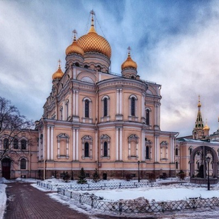 Воскресенский Новодевичий монастырь: детище императрицы Елизаветы