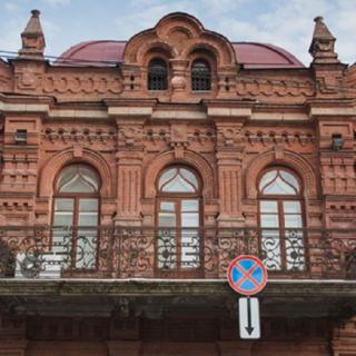Дом Хованова. Кирпичное чудо Челябинска