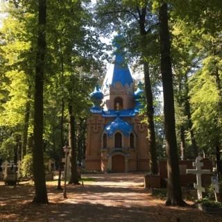 Русское кладбище Берлин-Тегель