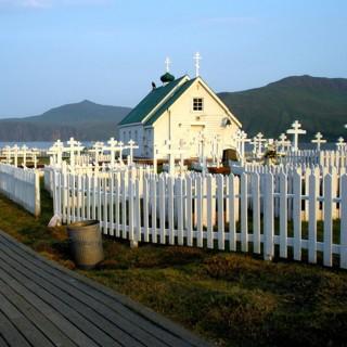 Часовня Святого Александра Невского на Аляске
