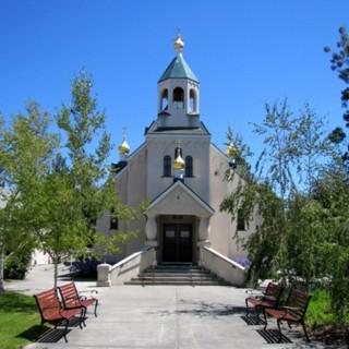Петропавловский собор в Калифорнии