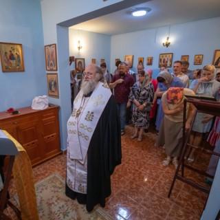 Приход в честь Казанской иконы Божьей Матери