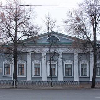 Музей Е.А. Боратынского в Казани