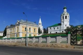 Иоанно-Предтеченский мужской монастырь в Казани