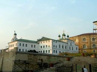 Церковь Введения во храм Пресвятой Богородицы Иоанно-Предтеченского мужского монастыря в Казани