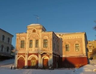 Николо-Гостинодворская церковь в Казани