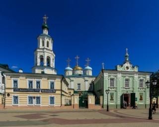 Никольский Кафедральный Собор в Казани