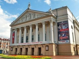 Татарский Государственный Академический театр оперы и балета имени Мусы Джалиля в Казани