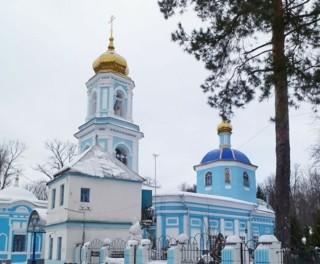 Церковь святых благоверных князей Феодора, Давида и Константина, Ярославских чудотворцев в Казани