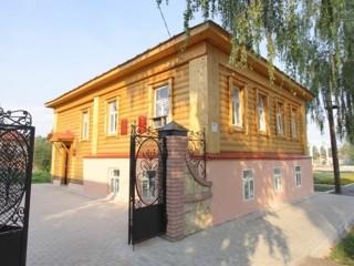 Литературный музей Цветаевой в Елабуге