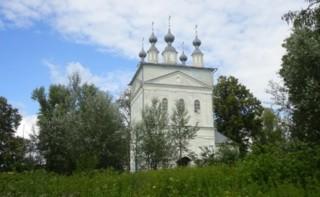 Церковь Покрова Пресвятой Богородицы в Панино