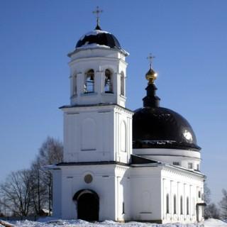 Церковь пророка Ильи в селе Ильинское и ее выдающиеся молитвенники