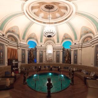Хлудовские бани или шедевр архитектуры от Кекушева