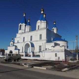 Храм Спаса Преображения Господня в Замостье