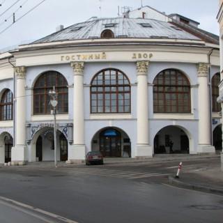 Гостиный двор - главное торговое место Москвы