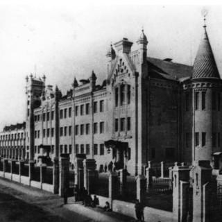 Здание Егорьевского механико-электротехнического училища имени цесаревича Алексея