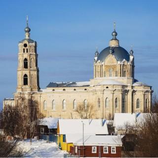 Церковь Живоначальной Троицы Гусь-Железный