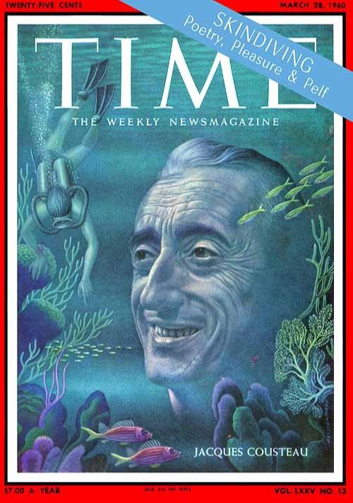 Борис Арцыбашев. Иллюстратор журнала Time