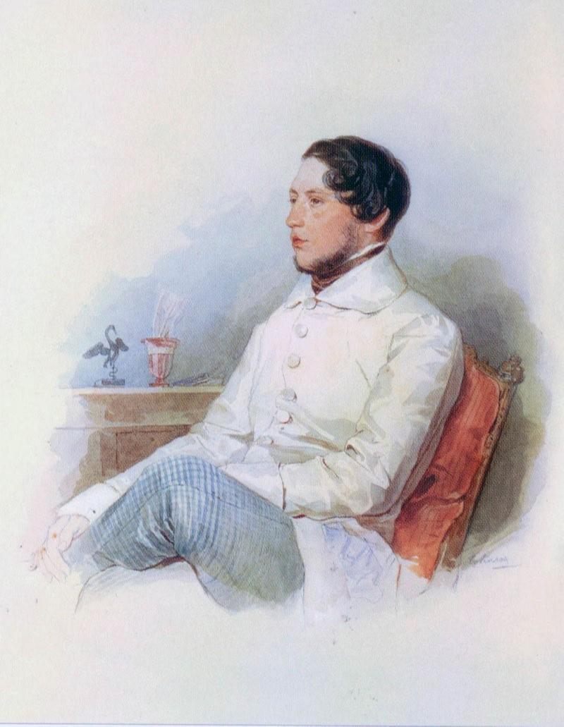 Лев Александрович Соллогуб (отец Федора Львовича)