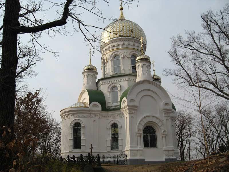 Единственный ныне храм монастыря