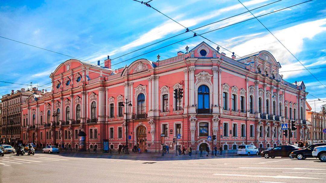 Дворец Белосельских-Белорецких в XX веке