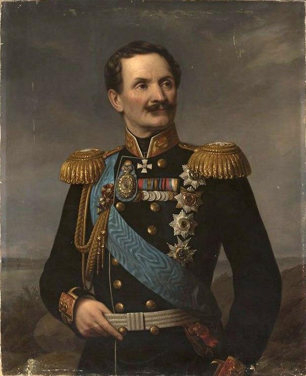 Генерал-губернатор Берг