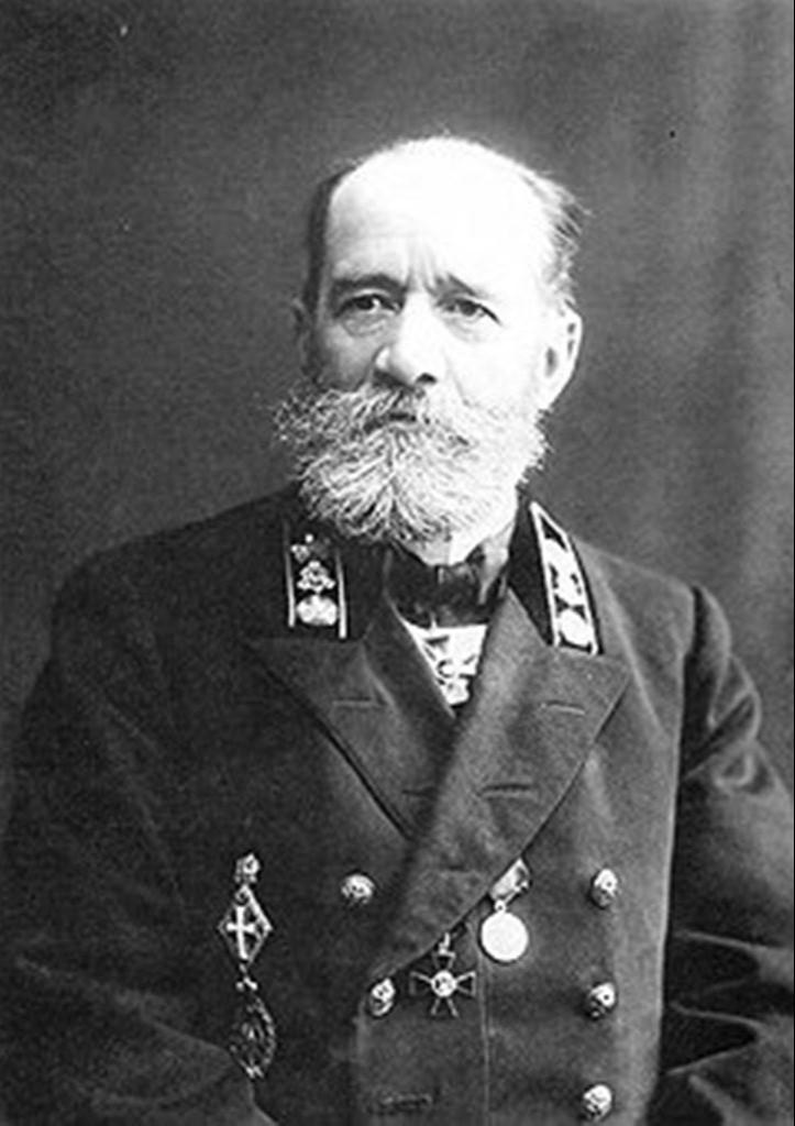 Вячеслав Измайлович Срезневский