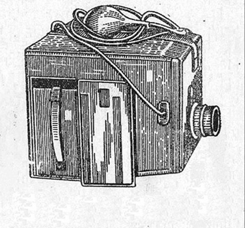 Аэрофотоаппарат. Российская империя