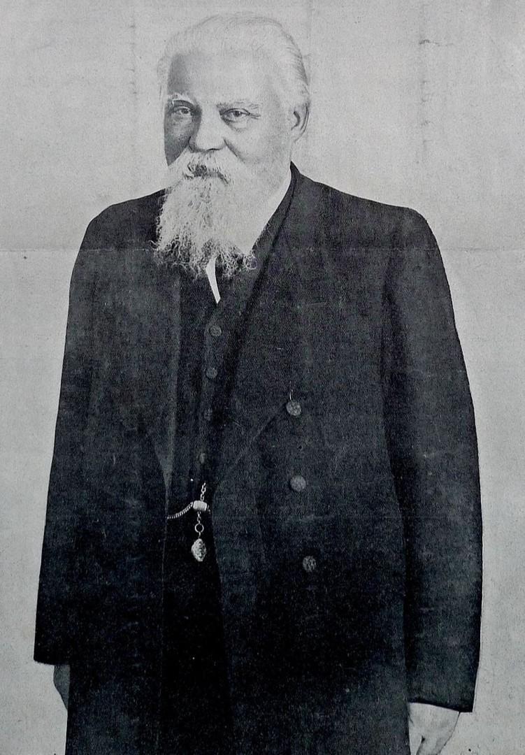 Таганцев Николай Степанович (1913 год)