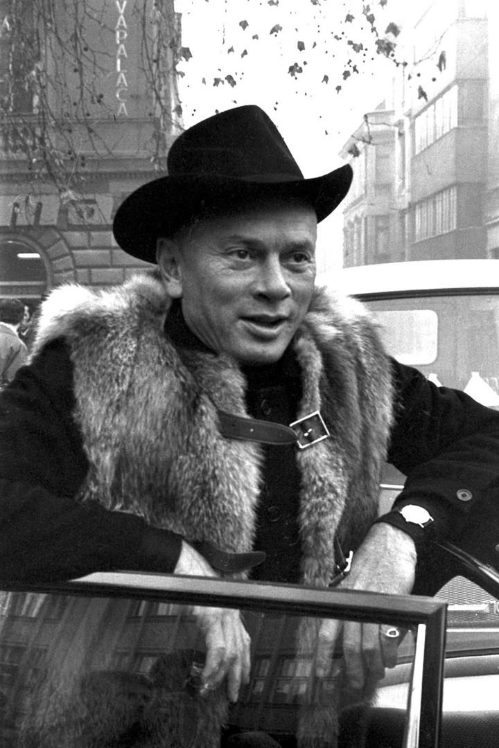 Юл Бриннер в 1969 году