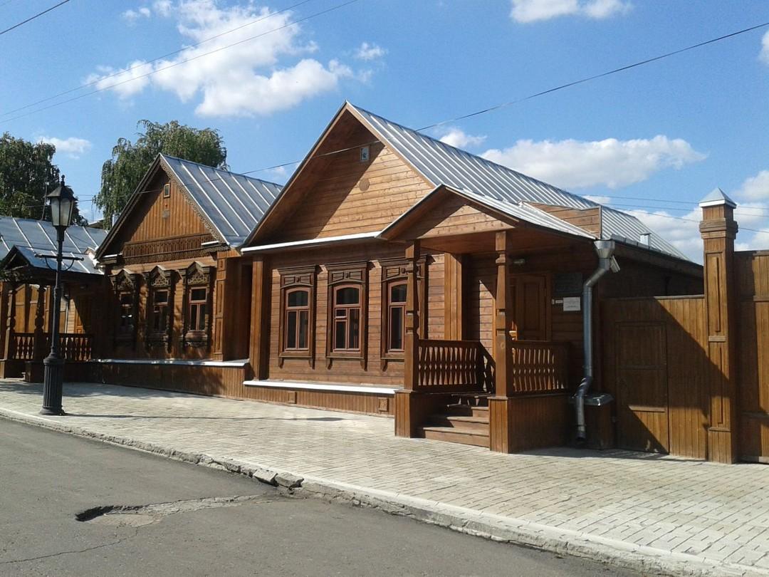 Дом-музей Василия Осиповича Ключевского в Пензе, открытый в 1991 году