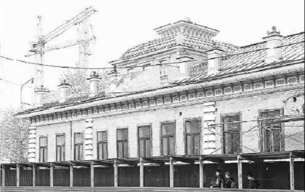 Дом Жернакова. Красота, уничтоженная огнем