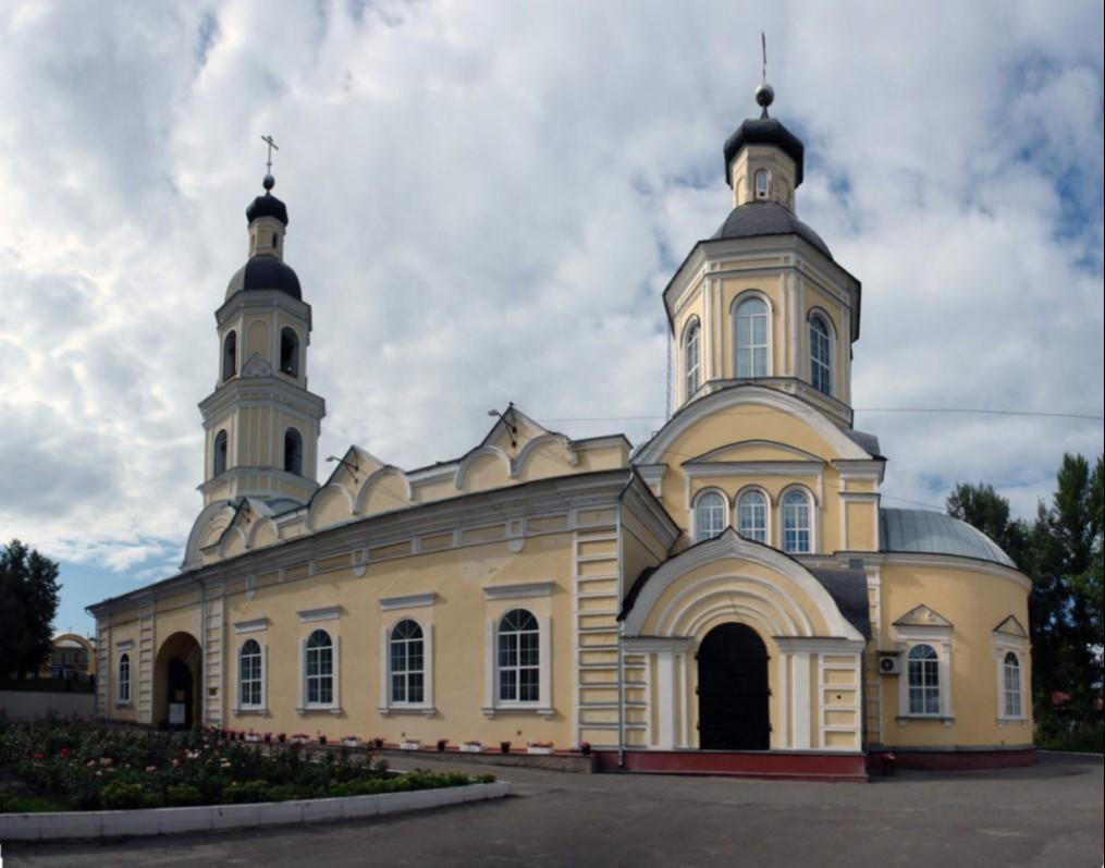 Покровский Архиерейский собор (г. Пенза)