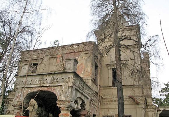 Усадьба Хлудова - один из первых сочинских отелей