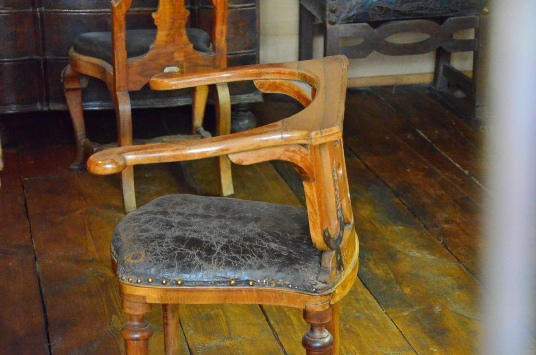 Кресло Петра I