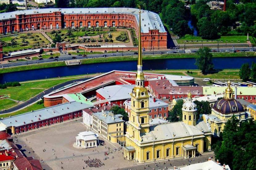 Сердце Петропавловской крепости