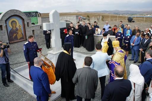 Лемнос. Старое русское кладбище