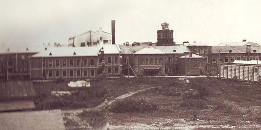 Текстильная фабрика Локаловых