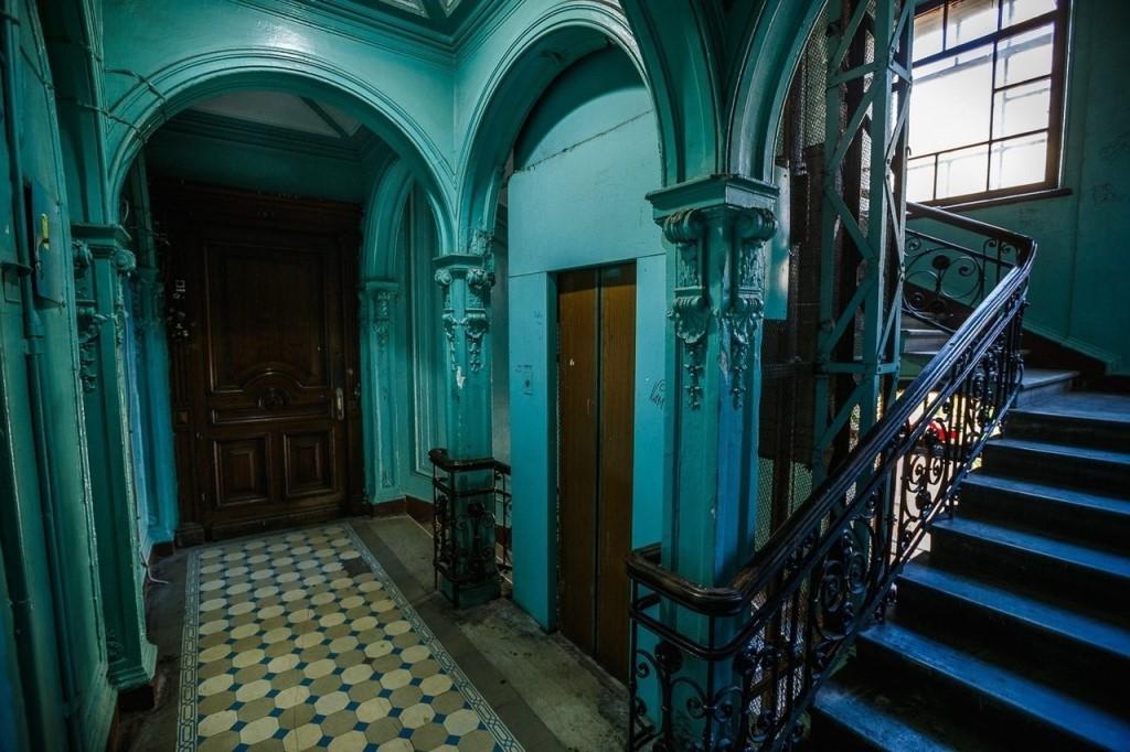 Доходный дом Никонова на Колокольной