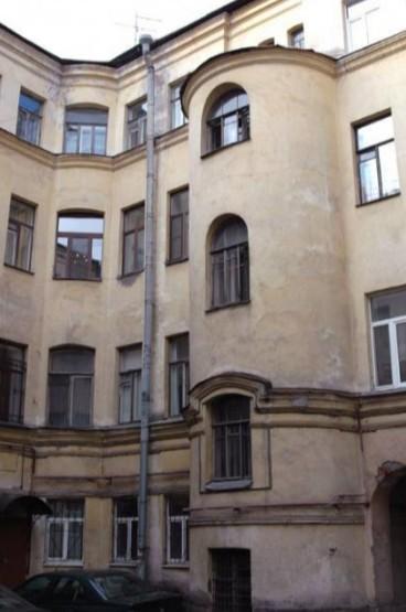 Доходный дом Никонова на Достоевской
