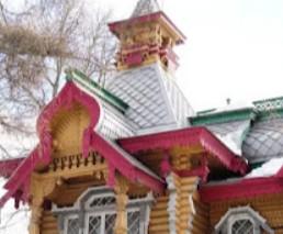 Летняя дача Бугрова