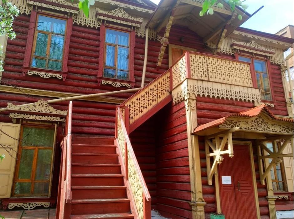 Дом Лукина