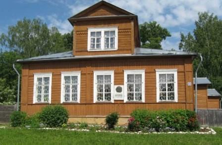 Историко-мемориальный и ландшафтный музей-заповедник художников Васнецовых