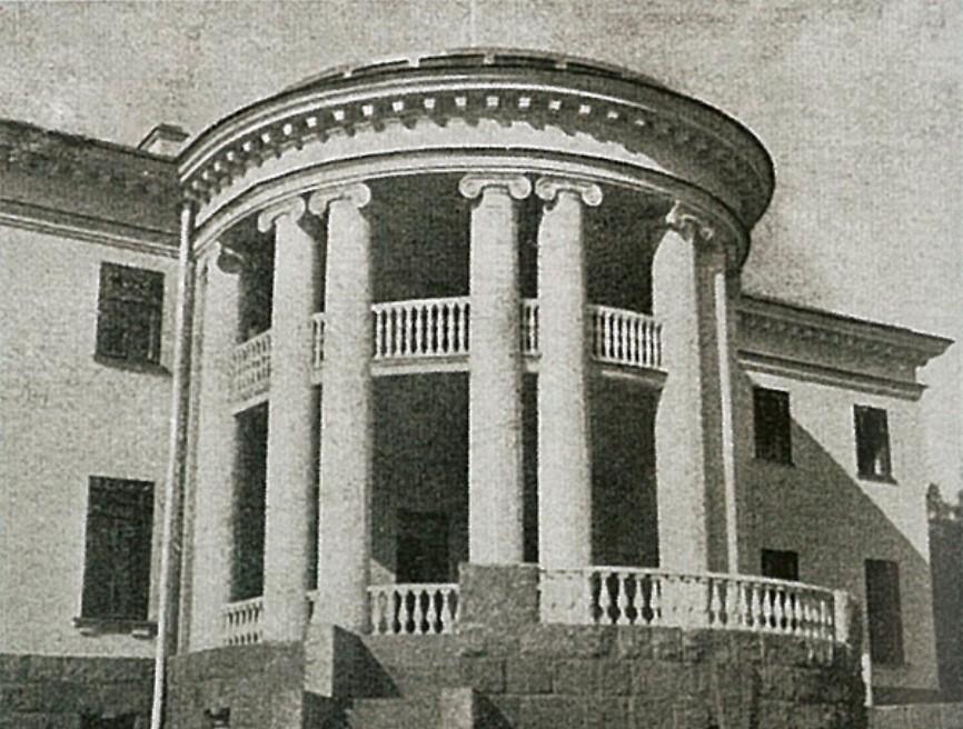 Усадьба А. Г. Гагарина Холомки