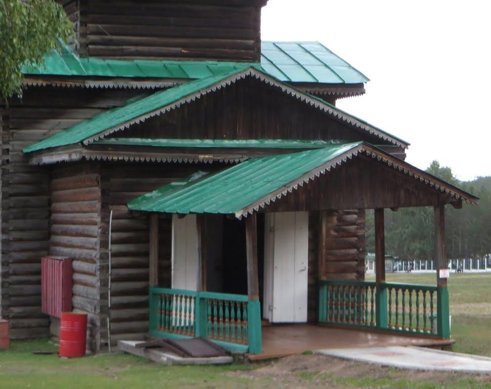 Церковь Святителя Николая в Бурятии