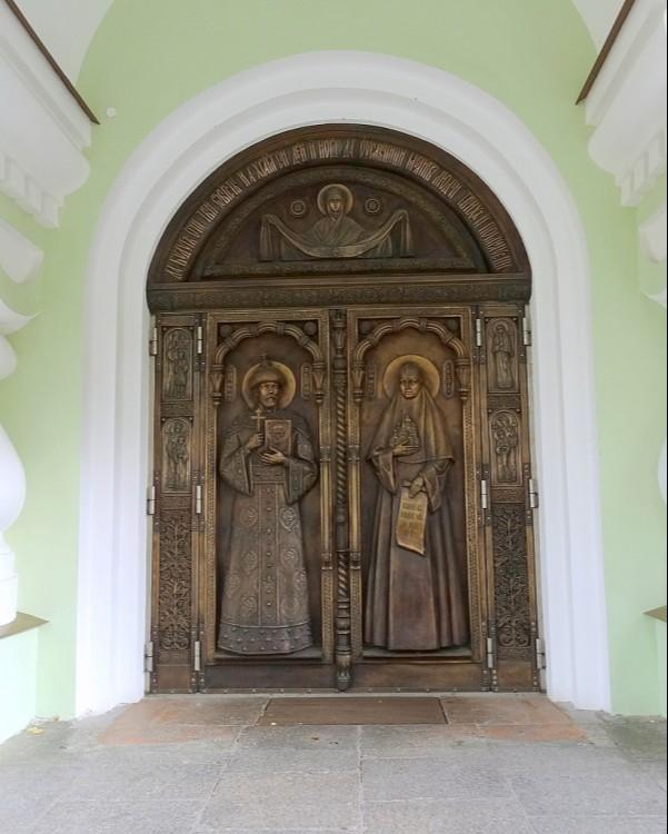 Киево-Покровский монастырь
